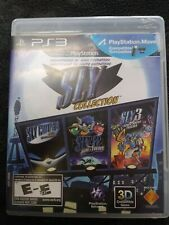 Sly Cooper Collection (Sony PlayStation 3, 2010) PS3 Video Game