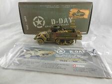 Corgi US60401 M3 A1 Half Track US Army 41st Armoured Infantry 2nd Armoured Div.