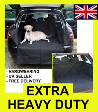 EXTRA HEAVY DUTY CAR BOOT LINER PROTECTOR DOG MAT / Fits VAUXHALL VECTRA