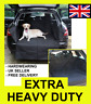 EXTRA HEAVY DUTY CAR BOOT TRUNK LINER PROTECTOR DOG MAT / Fits FORD B-MAX