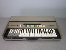 Farfisa MC/3 Mini Deluxe Compact Combo Organ. Version 3 1968, for Parts / Repair