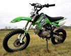 DB-X18 125cc Dirt Bike Apollo Series Manual Pit Dirt Bike w/Twin-Spare Tubular F