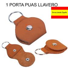 Porta Puas Llavero Color Marrón