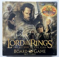 "ROSE ART ""LORD OF THE RINGS THE RETURN OF THE KING"" BOARD GAME 2004   SEALED"