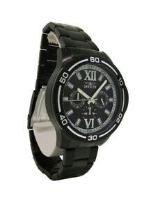 Invicta Specialty 15062 Men's Black Roman Numeral Chronograph Watch