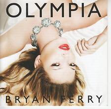 BRYAN FERRY - Olympia - 2010 UK 10-track CD album - £5.99 - FREE UK SHIPPING