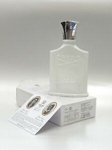 CREED SILVER MOUNTAIN WATER  Men's Eau de Parfume 100ml 3.4 fl oz New with box