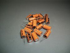 Lot of 80 Vishay Sprague 503D Capacitor 220 uF 63 V - Craft Jewelry - New