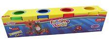 4 X PLAY DOUGH I-Create Fun time Play Doh 4-Pack (Childrens Play dough Set)