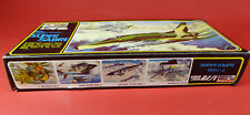 VINTAGE ~HASAGAWA~F-100D SUPER SABRE 1/72 MODEL KIT 035~COMPLETE~JAPAN