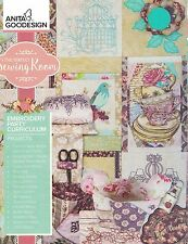 Anita Goodesign The Perfect Sewing Room Premium Plus Collection Embroidery CD