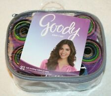 Goody AMITUP Hair Curlers, 31 Self-Holding Rollers, 5 Sizes for Hair Volume, New