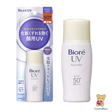☀Kao BIORE UV Face Milk Sunscreen SPF50+ PA++++ Waterproof 30ml