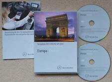 Mercedes Benz SAT NAV 2014 DVD COMAND APS Europa (NTG 4-212: Malva)