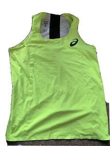 Asics Track Running Vest Used