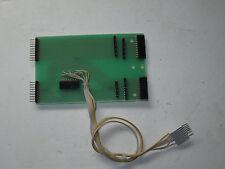 Testplatine zur Tonbandmaschine REVOX B77 PR99 STUDER  Extension Card