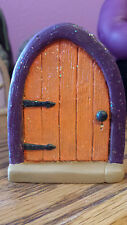 Fairy door, mouse door, Gnome door for Fairy Gardens, Miniature gardening
