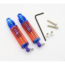 Hot Racing AET35706 Team Associated RC18B/T/MT Aluminum Rear Shocks (Blue)