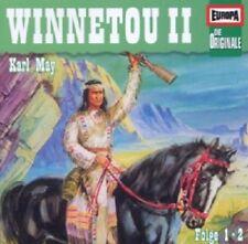 EUROPA-DIE ORIGINALE - KARL MAY-WINNETOU II  CD KINDER HÖRSPIEL NEU