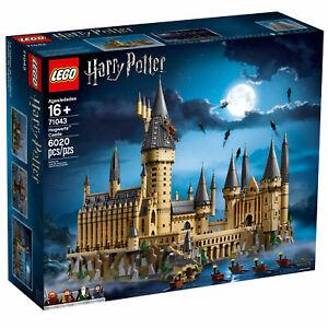 Lego Set 71043 Harry Potter Schloss Hogwarts Wizarding World Ron Hermine NEU OVP
