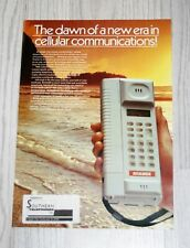 Gazelle Roamer Mobile Phone UK Sales Brochure