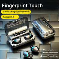 Bluetooth 5.0 Headset TWS Wireless Earphones Mini Stereo Headphones Dual Earbuds