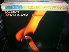 DON MENZA burnin' ( jazz )