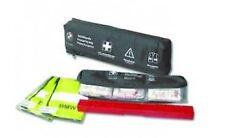 New Genuine BMW Mini First Aid Emergency Kit Bag With Warning Vests 2210667 OEM