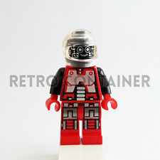 LEGO Minifigures - 1x sp041 - Spyrius Droid with Helmet - Space Omino Minifig