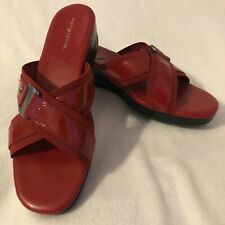 Easy Spirit  Womens Red Sandals