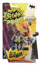 "1966 CLASSIC TV SERIES 6"" ADAM WEST BATMAN FIGURE FREE SHIPPING!"