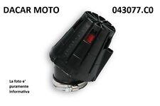 043077.C0 RED FILTER E5  PHM CUFFIA NERA Mikuni VM  19 22 MALOSSI