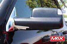 MBDO107 - 2010-2018 Dodge Ram 2500/3500 Chrome Side Mirror Post Base Cover