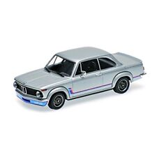 1 18 Minichamps BMW 2002 Turbo 1973 silver
