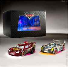 SDCC 2014 Mattel Exclusive: Disney/Pixar - CARS NEON RACERS GIFT 2-Pack, NEW MIB