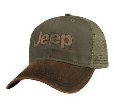 Jeep® Classic Trucker Mesh Cap