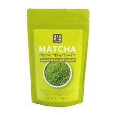 Sencha Naturals Culinary Grade Organic Matcha Green Tea Powder, 4 oz (2pk)