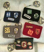Harry Potter Coin Purse gryffindor Hufflepuff ravenclaw Huflepuff wallet Primark