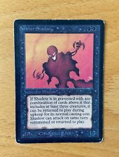 x1 Nether Shadow Beta MTG, Magic The Gathering Rare - MP 1x