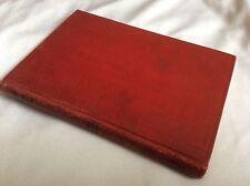 VTG 1929 OXFORD FRENCH SERIES ALEXANDRE DUMAS PERE ANTONY BOOK