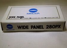 Diffuser wide angle panel adapter for Minolta 280PX Flash