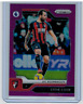 2019-20 Panini Prizm Premier League Steve Cook Purple Prizm /99 AFC Bournemouth