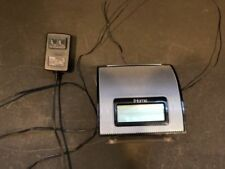 iHome Alarm Clock iPOD Docking Station Speaker W/ FM Radio SHIPS SAME DAY