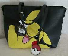 POKEMON - PIKACHU - Shoulder Bag by LOUNGEFLY - NEW w/Tags
