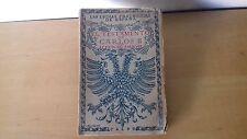 Usado - EL TESTAMENTO DE CARLOS II - Alfonso Danvila - Item For Collectors