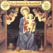 La Historia de Navidad: Segun los Evangelios de Mateo y Lucas de la Biblia del