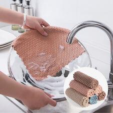 Kitchen Supplies Scourig Pad Cleaning Cloth Washing Towel Washing Dish Cloth