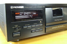 PIONEER CT-S920S DOLBY S, 3-HEAD, D-CAPSTAN, NEW BELTS & IDLER, REVISED, MINT