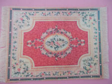 Dollhouse 1:12 scale McDoc Rug Old Store Stock Estate