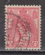NVPH Netherlands Nederland 60 CANCEL DRUNEN Wilhelmina 1899-1921